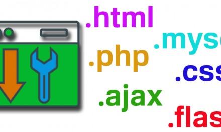 AJAX, otra tecnología con la que programar