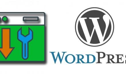 Novedades en WordPress