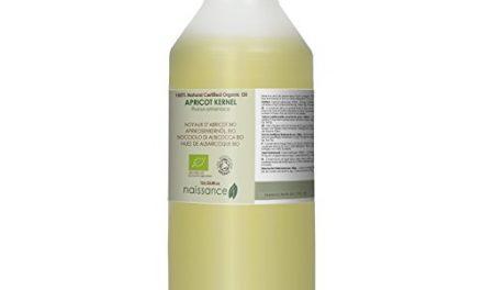 Nuez de Albaricoque BIO – Aceite Vegetal Prensado en Frío 100% Puro – 1 Litro
