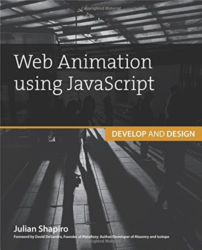 Web Animation using JavaScript (Develop and Design)