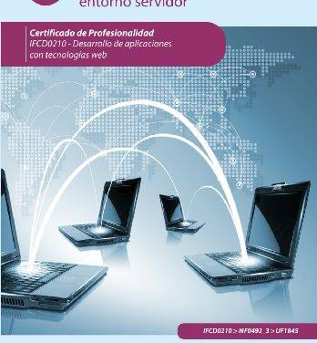 Acceso a datos en aplicaciones web del entorno servidor. ifcd0210 – desarrollo de aplicaciones con tecnologías web