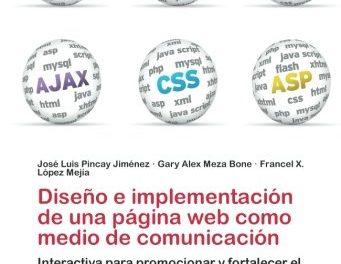 Diseño e implementación de una página web como medio de comunicación