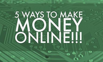 5 Ways to Make Money Online (English Edition)