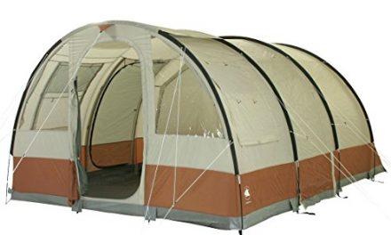 10t Outdoor Equipment 10T Livingston 5 Tienda de túneles, Beige, Estándar