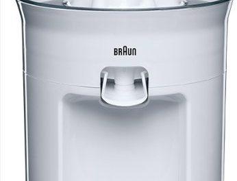 Braun CJ3050 – Exprimidor, 60 W